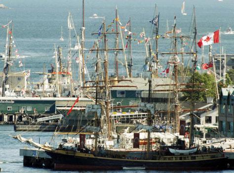 Image: Nova Scotia Tall Ships Festivali