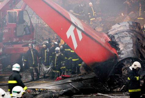 IMAGE: Sao Paulo airliner crash