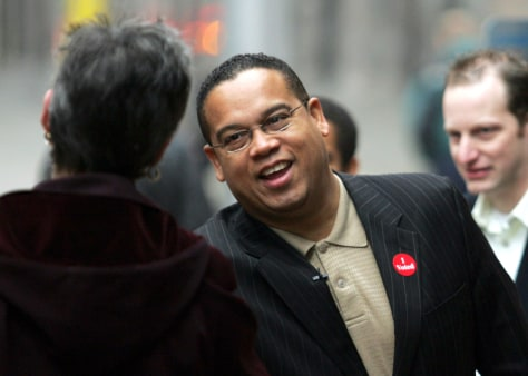 IMAGE: Keith Ellison