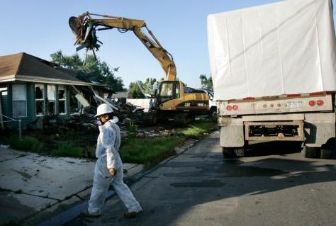 Image: Katrina contractors