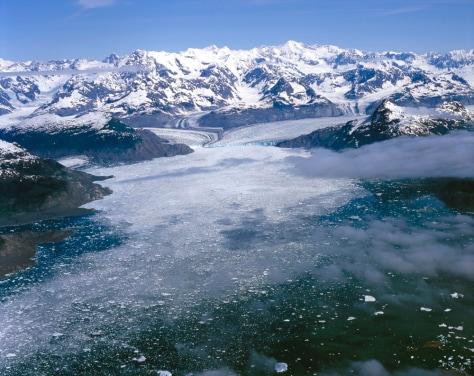 IMAGE: ALASKA GLACIER