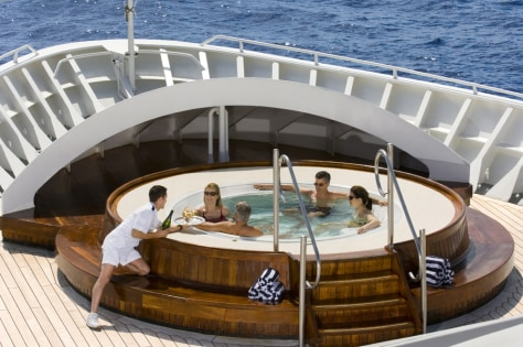 Image: Seabourn Cruise Line