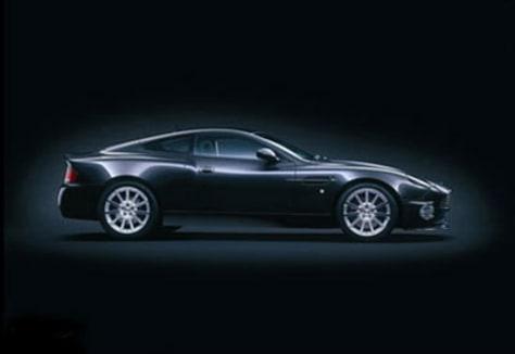 Image: Aston Martin Vanquish S