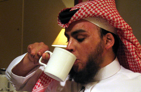 Image: Truck-bomber Ahmed Al-Shayea