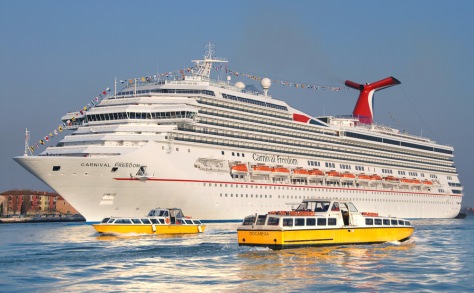 Image: Carnival Freedom