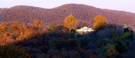 Image: Monticello, Charlottesville, Va.