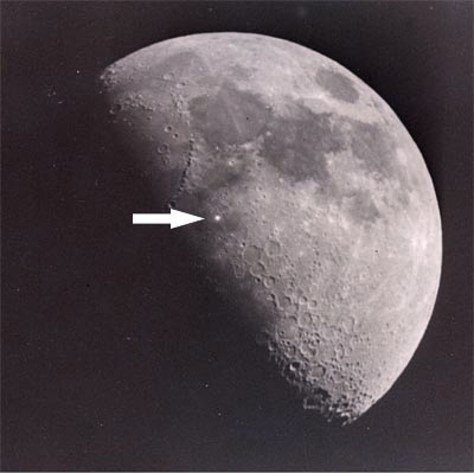Image: Transient lunar phenomenon