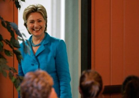 Sen. Hillary Rodham Clinton, D-N.Y.
