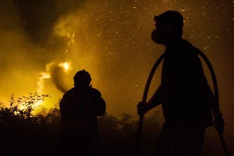 IMAGE: TENERIFE FIRE