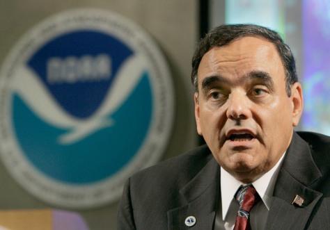 Image: Ex-Hurricane Center chief Bill Proenza