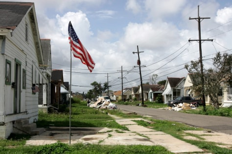 IMAGE: New Orleans post-Katrina