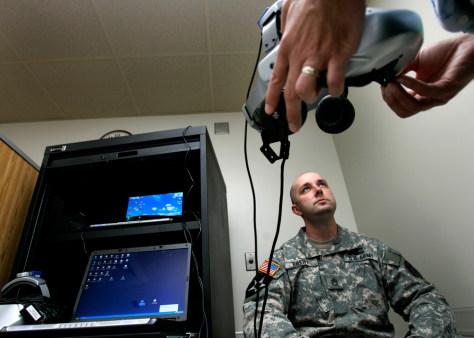 Image: Army Sgt. Jeff Ebert
