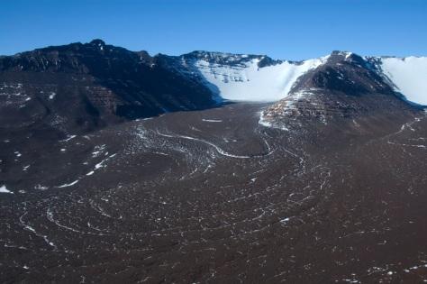 Image: Transantarctic Mountains