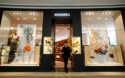 Image: Hermes Shanghai
