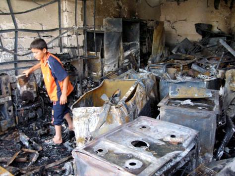 Image: Iraqi boy