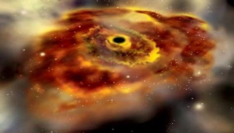 Image: Quasar