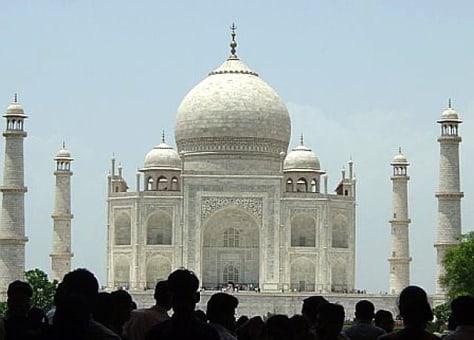 Image: The Taj Mahal