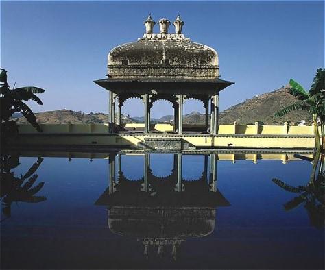 Image: DeviGarh Palace, Udaipur
