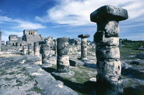 Ruins of Tulum, Mexico