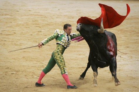 Image: Bullfighting
