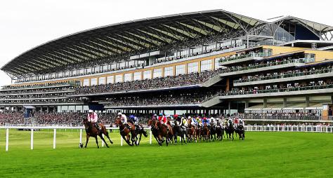 Image: Royal Ascot derby