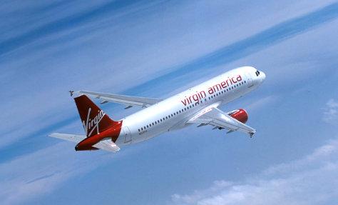 Image: Virgin America Airbus A320