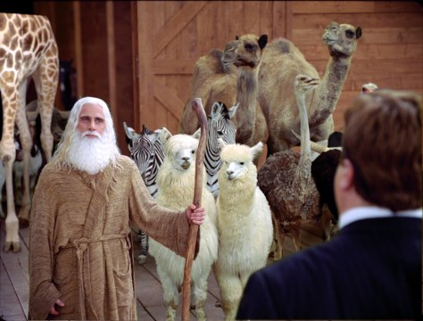 "Image: ""Evan Almighty"""