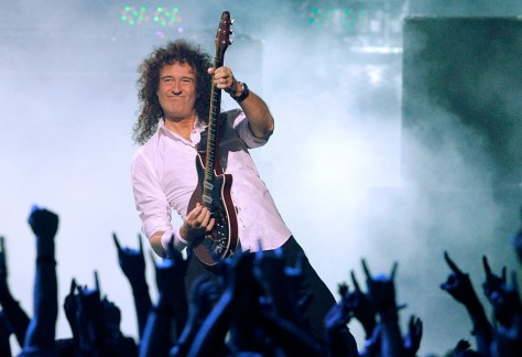 Brian May,