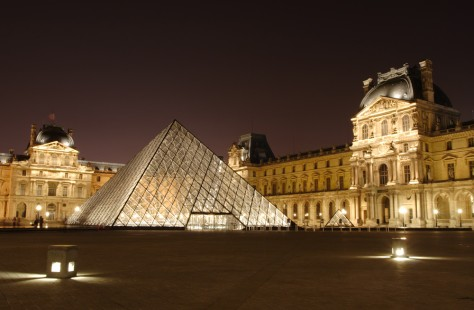 Image: Louvre Pyramid
