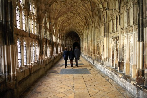 Image: Gloucester Cathedral