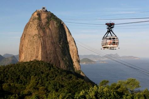 Image: Sugarloaf Mountain, Rio De Janeiro, Brazil
