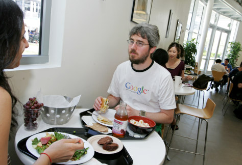 Inside The Google Camp
