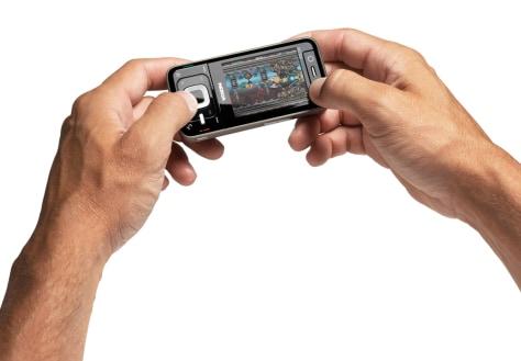 Image: Nokia's N81