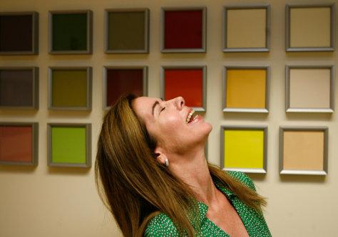 Image: Color portrait