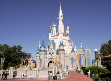 Image: Cinderella's Castle at Walt Disney World's Magic Kingdom