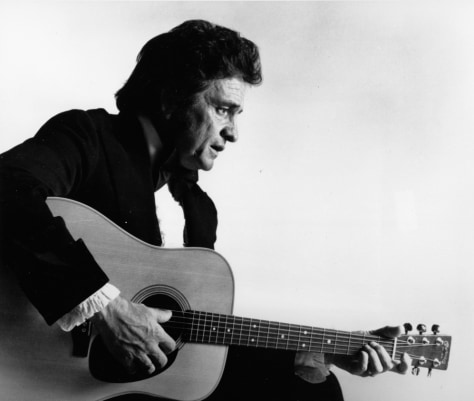 Image: Johnny Cash