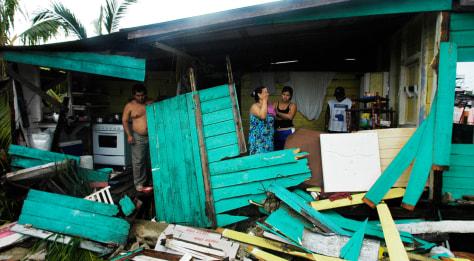 Image: Nicaragua residents