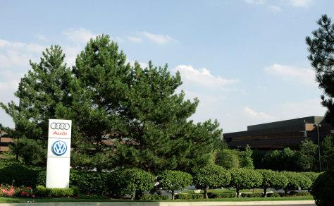 Image: VW headquarters