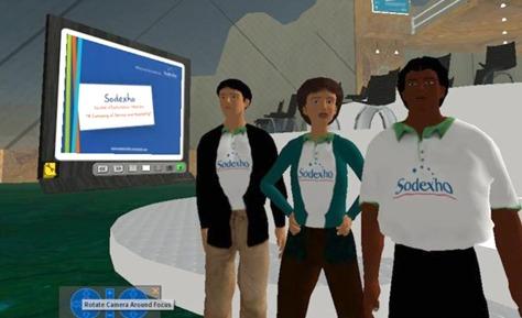 Sodexho avatars