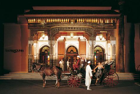 Image: La Mamounia, Marrakech