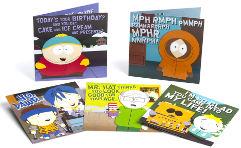 "Image: ""South Park"" cards"