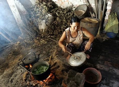 Image: Indoor fires