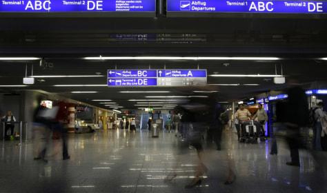 Image: Frankfurt's Terminal 1