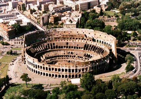 Image: Rome Colosseum