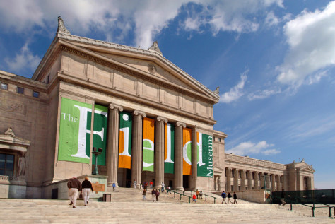 Image: Field Museum, Chicago, Ill.