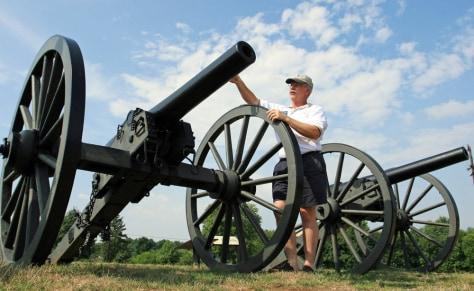 Image: Civil War battlefield guide
