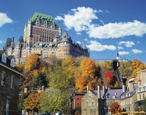 Canada: Montreal To Quebec City