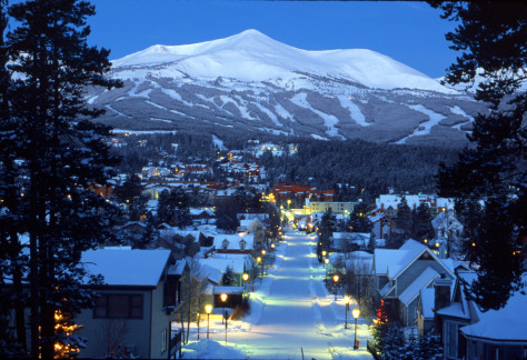 Image: Downtown Breckenridge