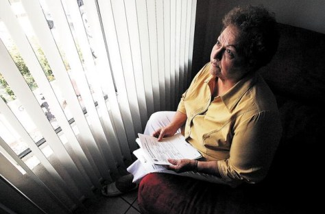 cancer patient Elvira Tellez