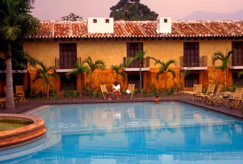 Image: Casa Santo Domingo, Antigua, Guatemala